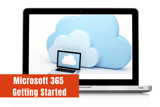 Microsoft 365 Getting Started course