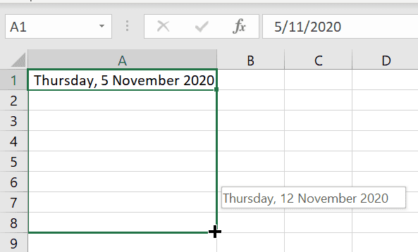 How to calculate working days in Excel excluding weekends and holidays 2