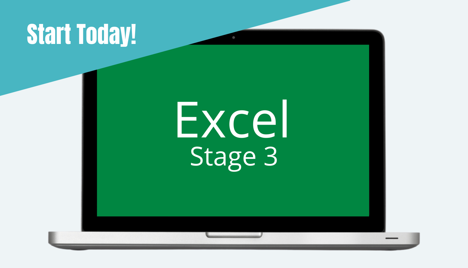 Excel Stage 3 Online Course