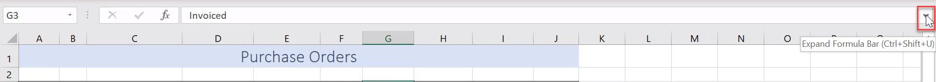 how to enter two lines in a single cell in excel