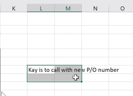 how to add multiple lines in excel