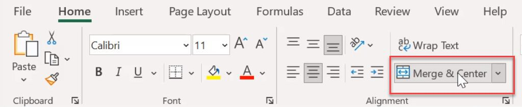 excel return in cell